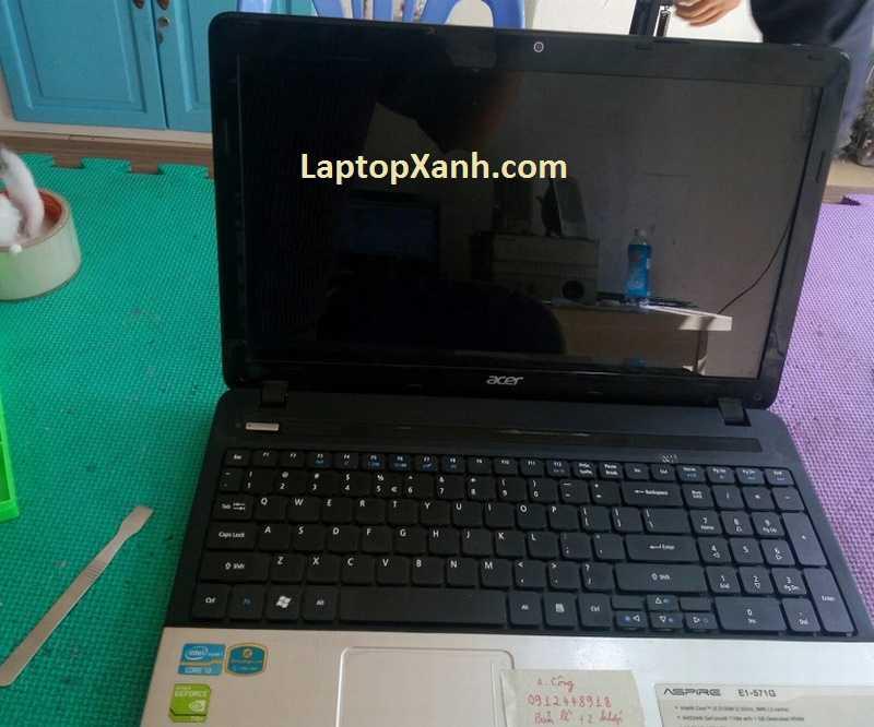Vệ sinh laptop Acer phổ thông
