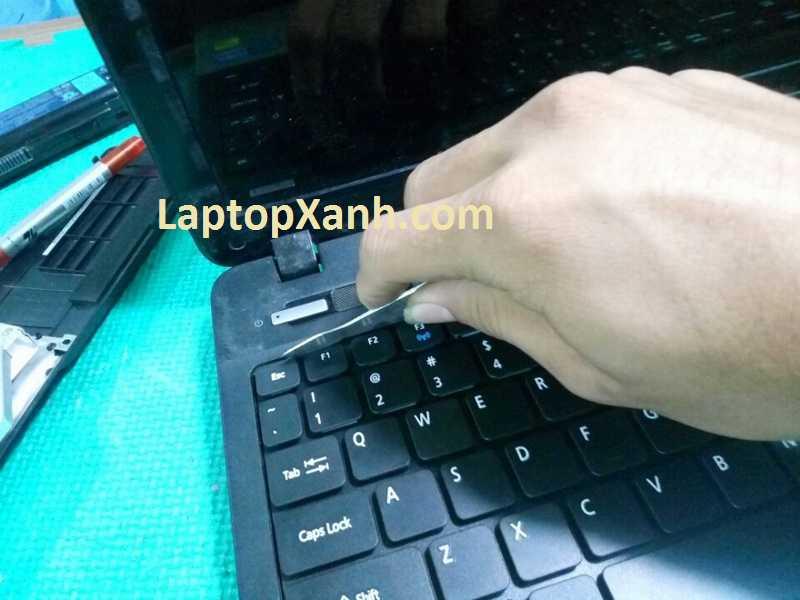 Qui trình bảo trì laptop Acer