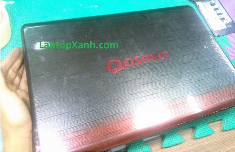 Hình ảnh laptop Toshiba Qosmio